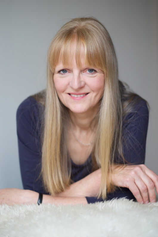 Ruth Downie, Author Photo, May 2014 Credit Steve Nuth.jpg