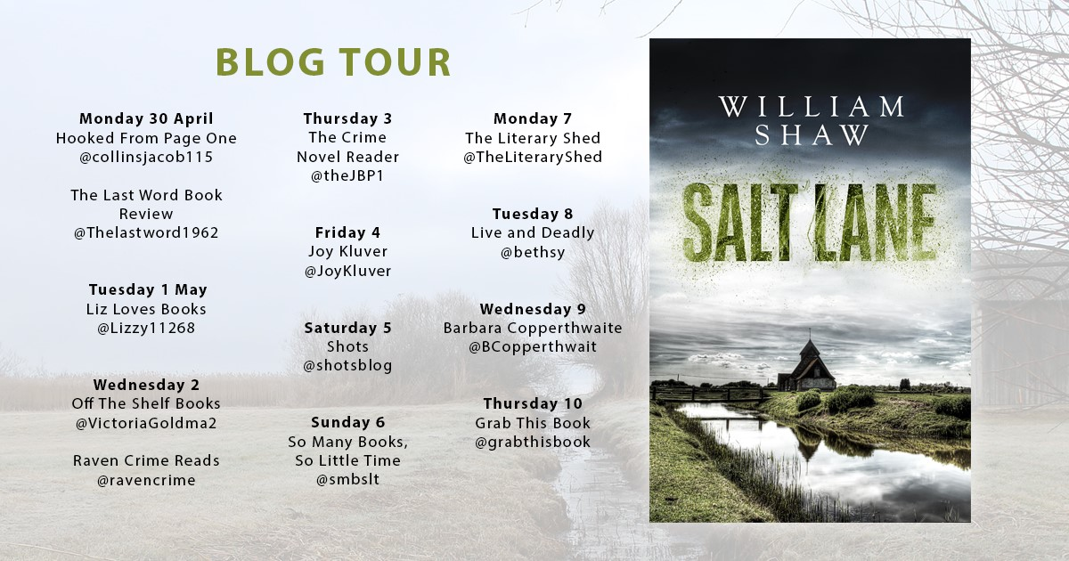 Salt Lake Blog Tour Poster
