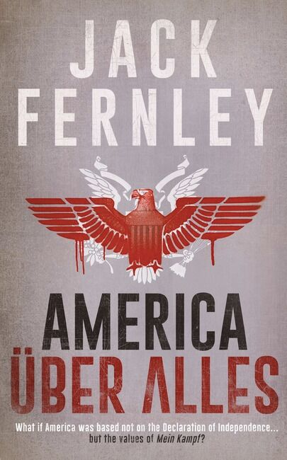 America Uber Alles Cover