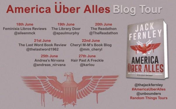 FINAL America Uber Alles Blog Tour poster
