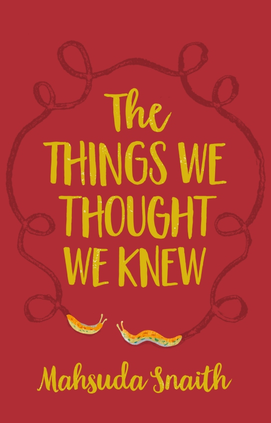 The Things We Thought We Knew - eBook Cover.jpg
