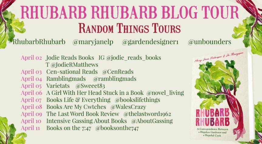 Rhubarb Rhubarb BT Poster