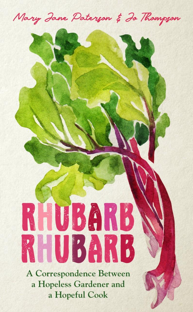 Rhubarb Rhubarb Cover