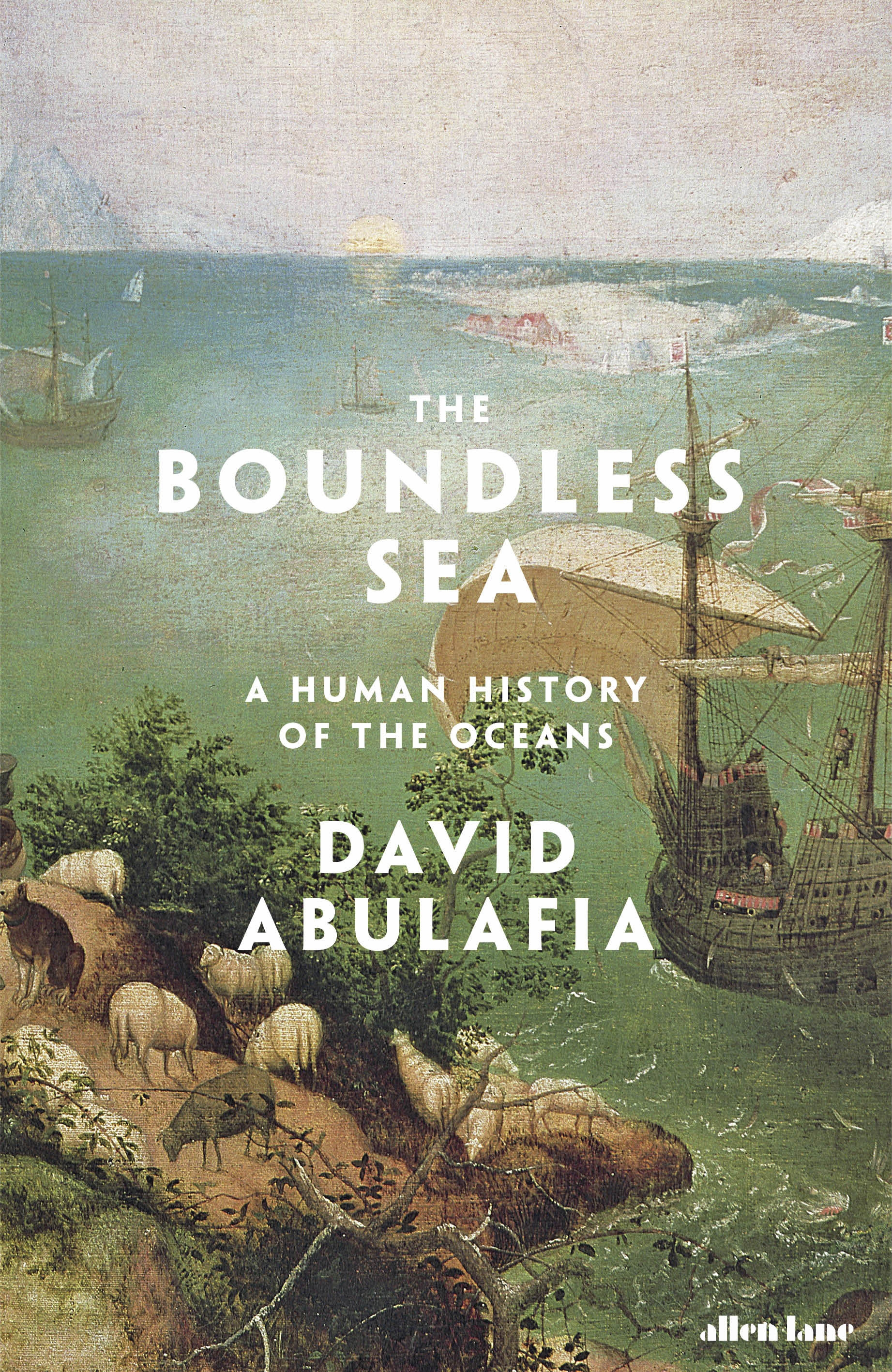 The Boundless Sea - Cover
