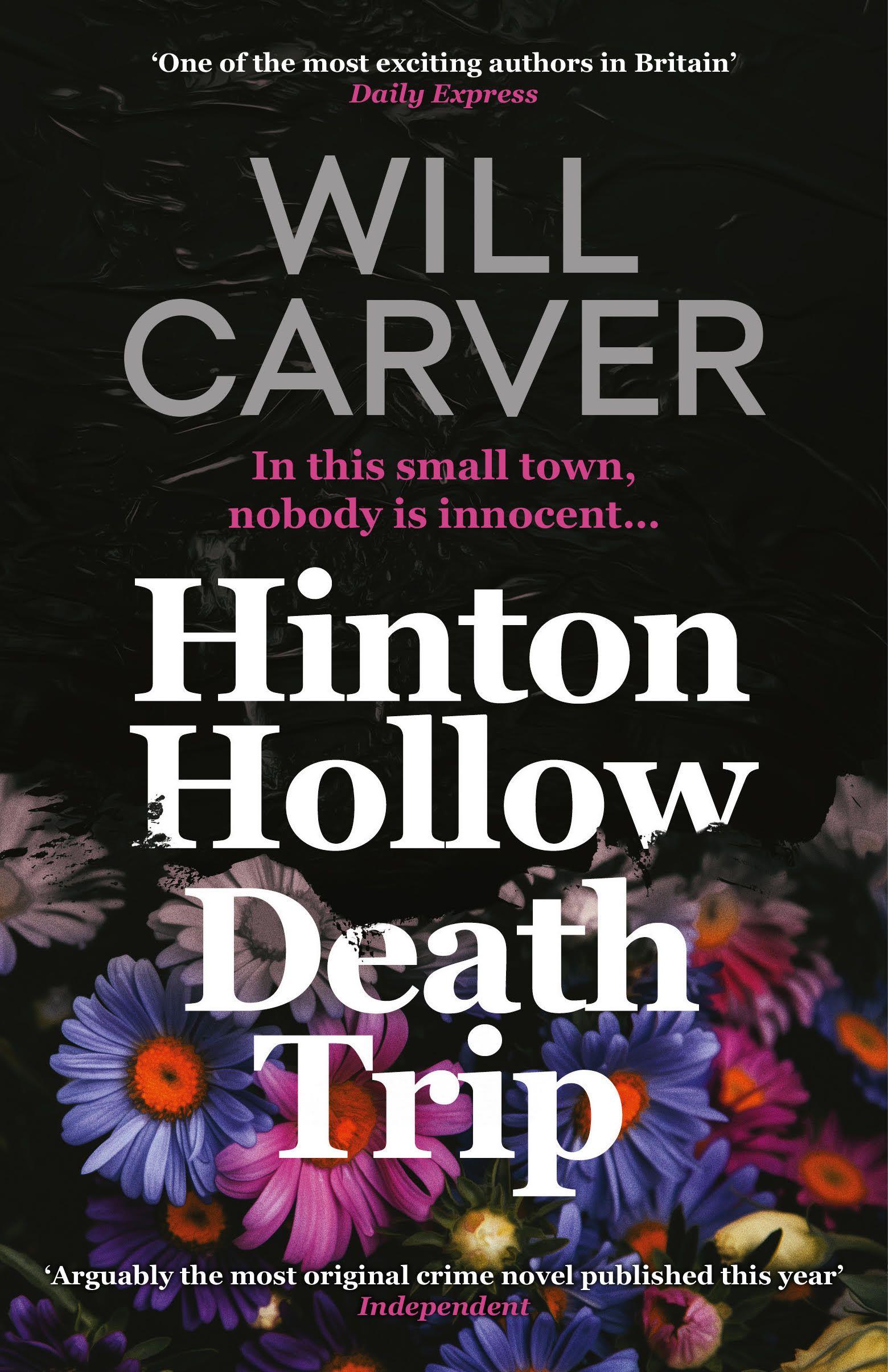 Hinton Hollow Death Trip Cover