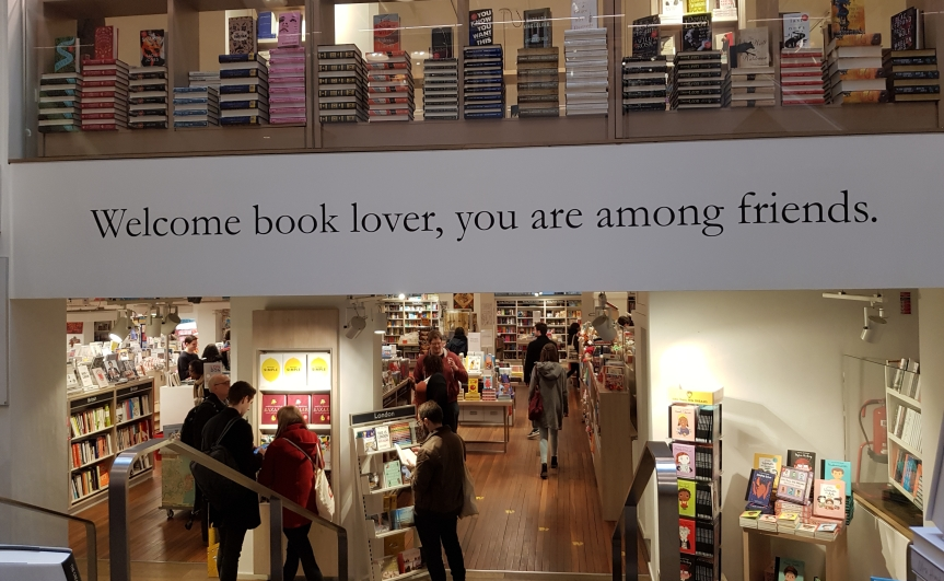 The Joy of Bookshops